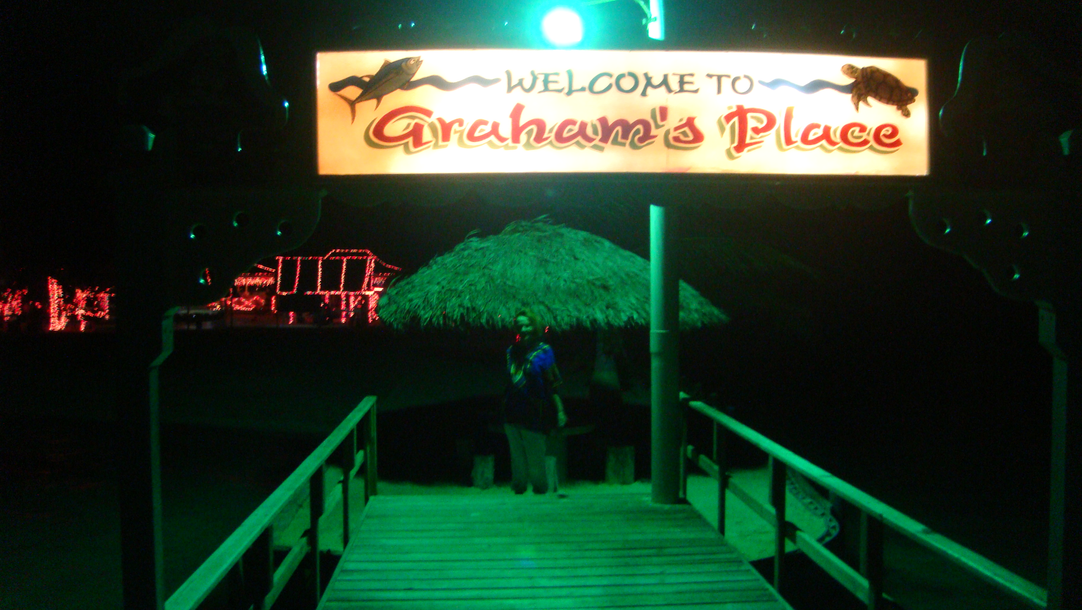 Welcome to Graham's Cay